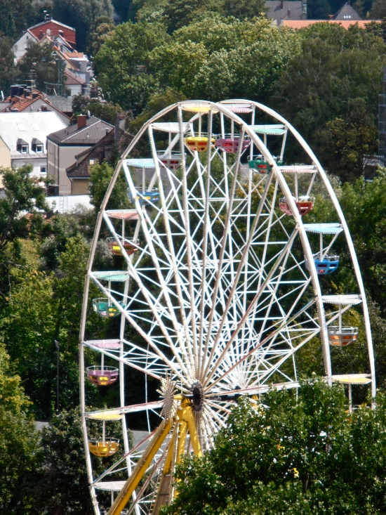 The fair was in town :)