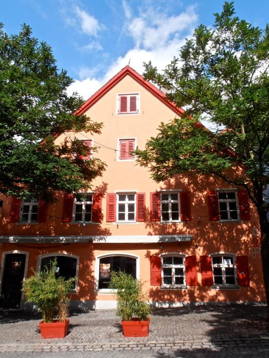 Dachau Red House