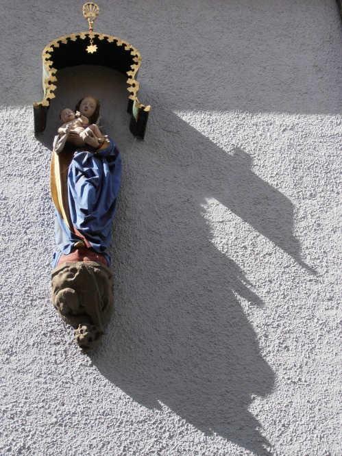 Dachau - Virgin Mary