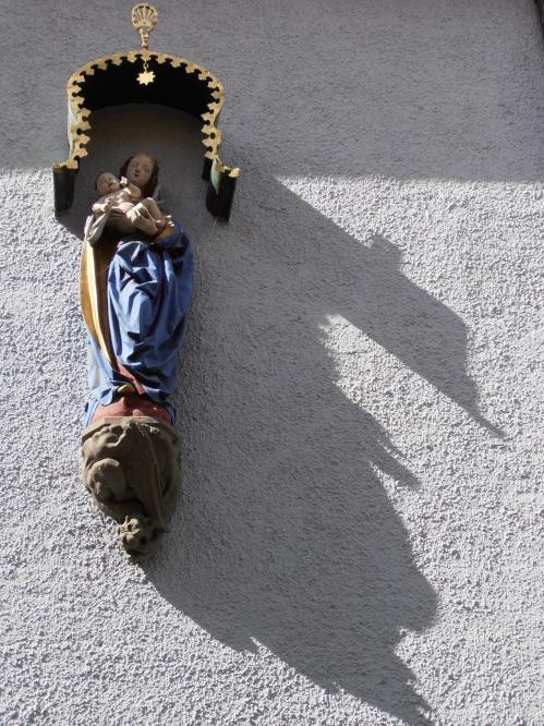 Dachau - Virgin Mary