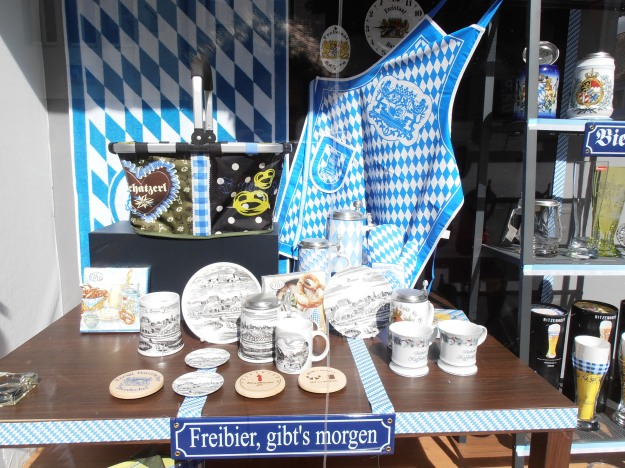 Dachau shop window
