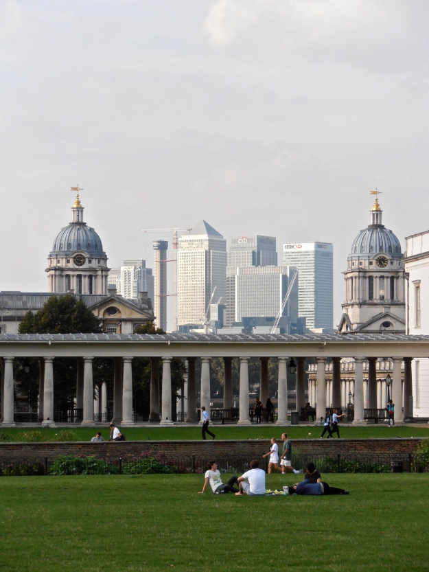 Greenwich park view 3