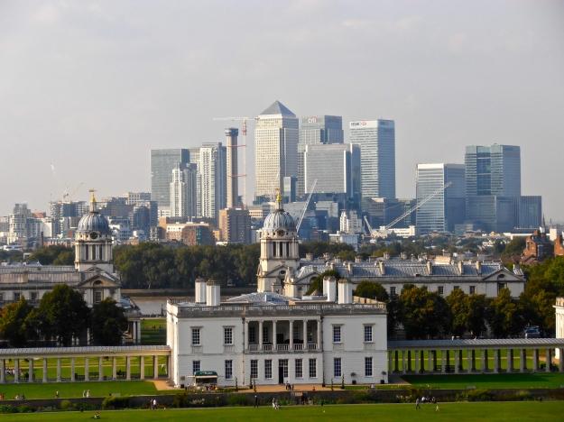 Greenwich park view 2
