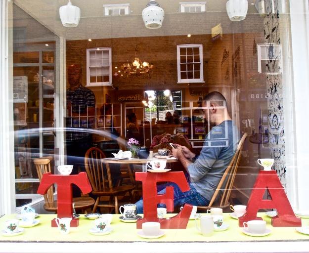 Highgate Tea Shop