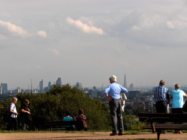 The view from Parliament Hill never disappoints