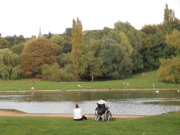 Hampstead Heath Lakes