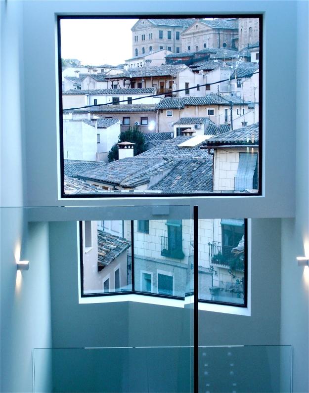 Toledo Staircase View 2