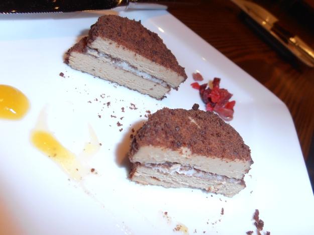 Foie gras oreo