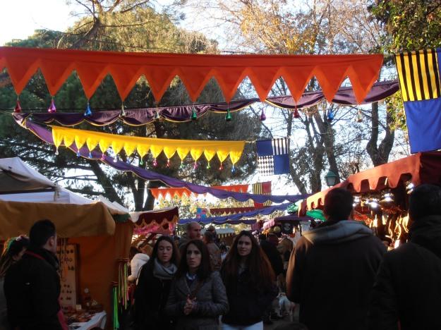 Toledo Christmas Market