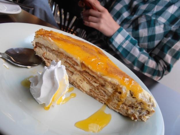 Badajoz Cake