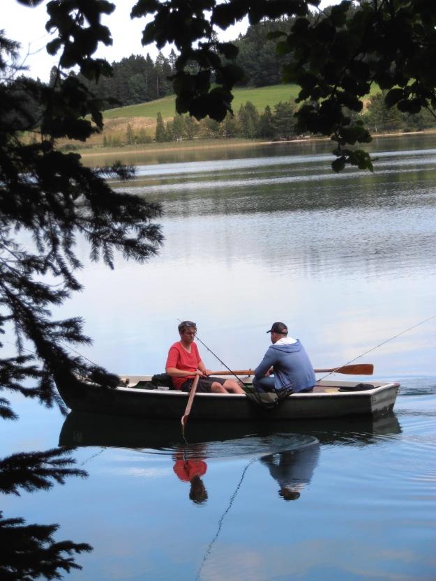 Weißensee Boot