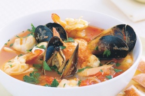 You never know, I might graduate to bouillabaisse one day...
