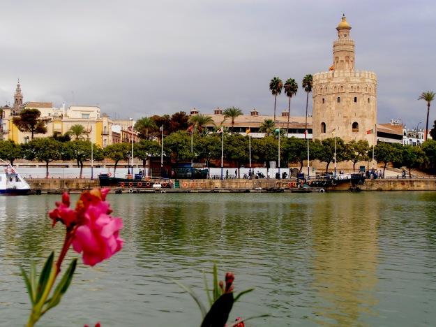 Torre de oro, Sevilla