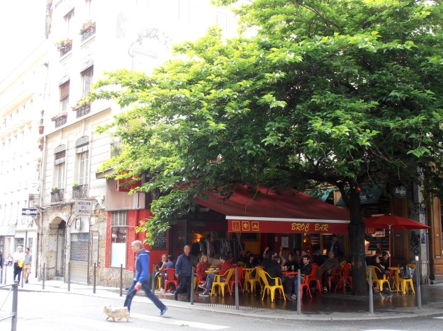 Lyon Café 1